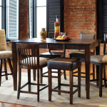 Bermex Pub Table and Stools
